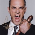 """American Actor Christopher Meloni True Blood 8 x 10"""" Autographed /Signed Photo (Reprint)"""