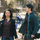 """Kat Graham (Bonnie Bennett) The Vampire Diaries 8 x 10"""" Autographed Photo (Reprint: 2013)"""