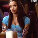 "Kat Graham The Vampire Diaries Beautiful 8 x 10"" Autographed Photo (Reprint: 2014) Great Gift Idea!"