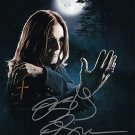 "Ozzy Osbourne Black Sabbath Awesome 8 x 6"" Signed / Autographed Photo (Reprint: 2018)"