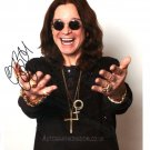 "Ozzy Osbourne The Prince of Darkness 8 x 6"" Autographed Photo (Reprint: 2021)"