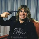 "Ozzy Osbourne The Prince of Darkness 8 x 10"" Autographed Photo (Reprint: 2023)"