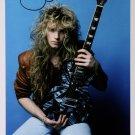 "Young Zakk Wild (Ozzy Osbourne/ Black Label Society) 8 x 10"" Autographed Photo (Reprint: 2024)"
