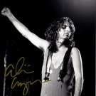 "Alice Cooper 8 x 10"" Autographed / Signed Photo (Reprint: 2033)"