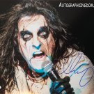 "American Singer Alice Cooper 8 x 10"" Autographed / Signed Photo (Reprint: 2034) Great Gift Idea!"
