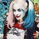 "Margot Robbie Harley Quinn Suicide Squad 8 x 10"" Autographed Photo (Reprint: 2041)"