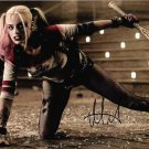 "Margot Robbie Harley Quinn Suicide Squad 8 x 10"" Autographed Photo (Reprint: 2044)"