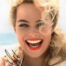 """Margot Robbie The Wolf of Wall Street 8 x 10"""" Autographed Photo (Reprint: 2046)"""