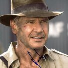 "Harrison Ford (Indiana Jones) 8 x 10"" Autographed / Signed Photo (Reprint:2048)"