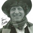"Tom Baker (Dr Who) 8 x 10"" Autographed Photo (Reprint:000398)"