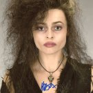 "Helena Bonham Carter Harry Potter / Sweeney Todd 8 x 10"" Autographed Photo (Reprint 2128)"