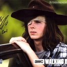 """Chandler Riggs The Walking Dead 8 x 10"""" Autographed Photo (Reprint 2128)"""