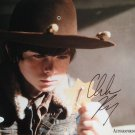 """Chandler Riggs The Walking Dead 8 x 10"""" Autographed Photo (Reprint 2129)"""
