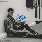 """Chandler Riggs The Walking Dead 8 x 10"""" Autographed Photo (Reprint 2130)"""