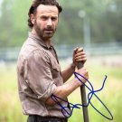 "Andrew Lincoln The Walking Dead 8 x 10"" Signed / Autographed Photo (Reprint 2136) Great Gift Idea!"