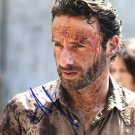 "Andrew Lincoln The Walking Dead 8 x 10"" Signed / Autographed Photo (Reprint 2138) Great Gift Idea!"