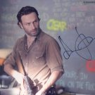 """Andrew Lincoln The Walking Dead 8 x 10"""" Autographed Photo (Reprint 2142)"""