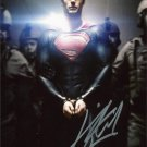 """Henry Cavill Superman Man of Steel / The Witcher  x 10"""" Autographed Photo (Reprint 2148)"""