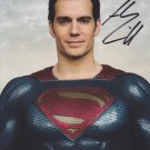 """Henry Cavill Superman Man of Steel / The Witcher 8 x 10"""" Autographed Photo (Reprint 2149)"""