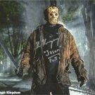 "Ken Kirzinger Freddy Vs Jason 8 x 10"" Autographed / Signed Photo (Reprint:1762) Great Gift idea!"