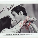Margot Kidder & Christopher Reeve Superman 2 Dual Signed / Autographed Photo (Reprint 2055)