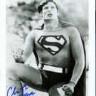 """Christopher Reeve Superman 8 x 10"""" Autographed / Signed Photo (Reprint:1762) Great Gift Idea!"""