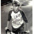 "River Phoenix 8 x 10"" Autographed Photo Explores / Stand By Me / Indiana Jones (Reprint:1395)"