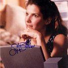 "Sandra Bullock 8 x 10"" Autographed Photo Practical Magic, Heat  (Reprint:030520) Great Gift Idea!"