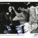 "Signed by 2 Neve Campbell & Jerry O'Connell 8 X 10"" Autographed Photo Scream (Ref: 030520)"