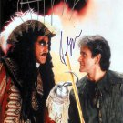 "Signed by 2 Dustin Hoffman & Robin Williams 8 X 10"" Autographed / Signed Photo Hook (Reprint:2040)"