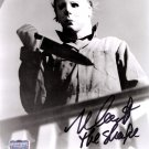"Nick Castle 8 x 10"" Autographed Photo Halloween/ The Shape  (Reprint:2045) Great Gift Idea!"