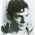 "Christopher Reeve Superman 8 x 10"" Autographed / Signed Photo (Reprint:2078) Great Gift Idea!"