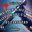 Limited Edition Chucky With Knife A4 Wooden Ouija Board / Spirit Board / Ghost Hunting / Seance