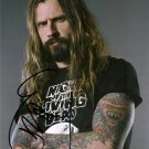 """Rob Zombie 8 x 10"""" Autographed / Signed Photo - (Reprint :1178) ideal for Birthdays & X-mas"""
