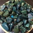 Bloodstone Crystal Gemstone Healing Crystal, Reiki Pagan, Magick, Spells, Rituals