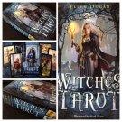 Witches Tarot By Ellen Dugan (Deck Only) Tarot, Divination, Wicca, Spells, Magick, Occuilt