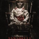 Annabelle Movie (2014) Laminated A4 Movie Poster Art Print.