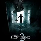 The Conjuring 2 (2017) Laminated A4 Movie Poster Art Print. (Version 2)