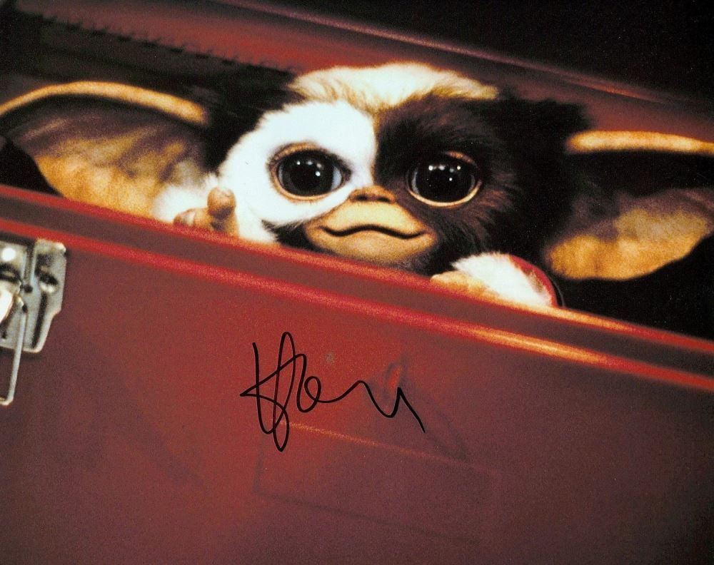 """Howie Mandel The Gremlins (1984) 8 X 10"""" Autographed signed Photo (Reprint 2074) Great Gift Idea!"""