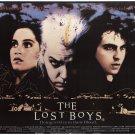 The Lost Boys (1987) Original A4 Laminated Movie Poster Print Version 2 (Reprint:1770)