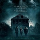Don't Breathe (2016) Vintage A4 Laminated Movie Poster Print  Horror Wall Art