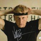 "William Zabka (Johnny Lawrence) The Karate Kid / Cobra Kai 8 x 10"" Autographed Photo (Reprint 2280)"