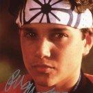 "Ralph Macchio (Daniel Larusso) The Karate Kid / Cobra Kai 8 x 10"" Autographed Photo (Reprint 2295)"