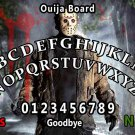 Friday The 13th / Jason Voorhees A4 Wooden Ouija Board / Ghost Hunting / EVP