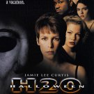 Halloween H20 (1998) Vintage A4 Glossy Movie Poster Print Horror Wall Art