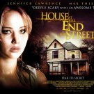 The House at THe End of The Street (2012) Vintage A4 Glossy Movie Poster Print Horror Wall Art