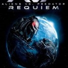 AVRP Aliens vs Predator Requiem (2007) Vintage A4 Glossy Movie Poster Print Horror Wall Art