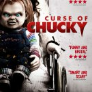 Curse of Chucky (2013) Vintage A4 Glossy Movie Poster Print Horror Wall Art