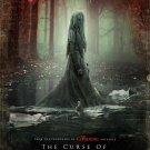 The Curse of La Lorona(2019) Vintage A4 Glossy Movie Poster Print Horror Wall Art