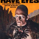 Wes  Craven's The Hills Have Eyes (1977) Vintage A4 Glossy Movie Poster Print Horror Wall Art